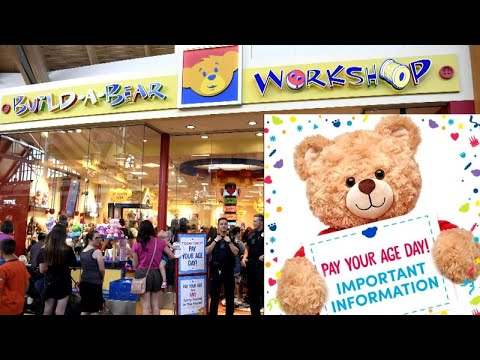 Build-A-Bear Workshop Promotion Causes Chaos at Stores Around the Country
