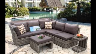 The Best Rattan Garden Furniture - Premium Wicker Patio Furniture