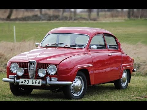 History of Saab & Saab Cars (Automobile Documentary)