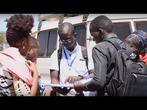 Deng Madut MS'18 Discusses His Field Research in Tanzania