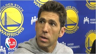 Bob Myers willing to do whatever it takes to keep Kevin Durant and Klay Thompson | 2019 NBA Finals