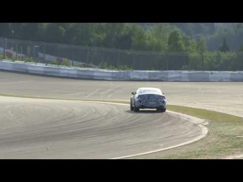 Mercedes AMG GT 4 door