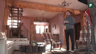 Дом по каркасно-бревенчатой технологии «Романтика»: опыт проживания