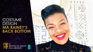 Ma Rainey's Black Bottom Wins Costume Design | EE BAFTA Film Awards 2021