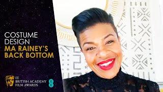 Ma Rainey's Black Bottom Wins Costume Design | EE BAFTA Film Awards 2021