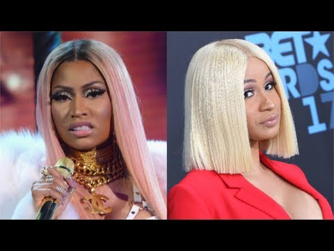 "Nicki Minaj RESPONDS To Cardi B & ""Bodak Yellow"" Hitting No. 1"