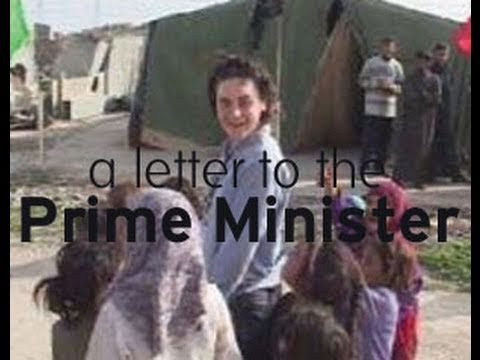 A Letter to the Prime Minister - 52min. documentary