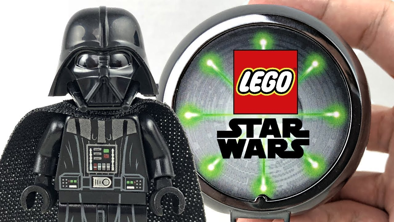 - LEGO Star Wars Darth Vader Pod Review! 2018 Polybag 5005376! - YouTube