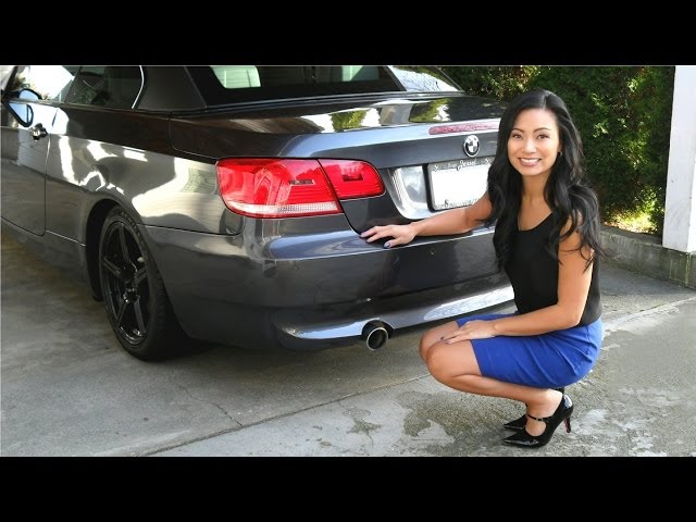 a bmw 335i revving tv tara \u2013 a girl and her car mods BMW 335I Twin Turbo