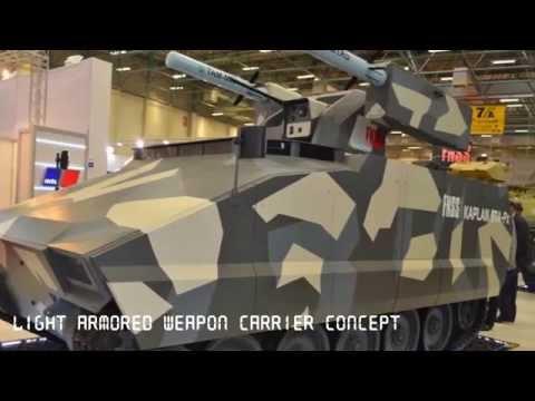 Türkiye'nin Milli Silahları - Turkish Defence Industry