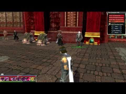 Lets Play Guild Wars Factions SIGHTLESS -- Episode 42, Togo