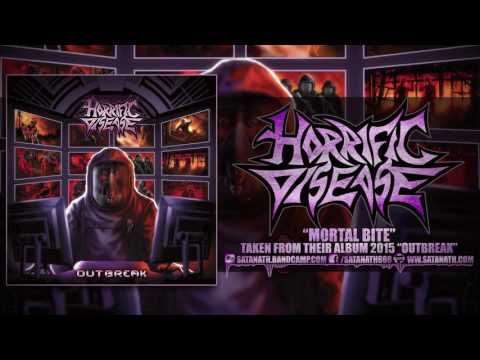 HORRIFIC DISEASE - OUTBREAK (FULL ALBUM STREAM) [SATANATH RECORDS]
