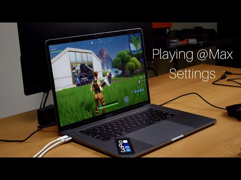 Playing fortnite on macbook pro 13 inch 2020 review