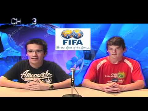 Cell Phones Cause Cancer / FIFA Corruption - InfoNation Newscast
