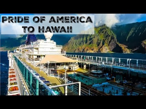 NCL Pride of America to Hawaii - Norwegian Cruise Line