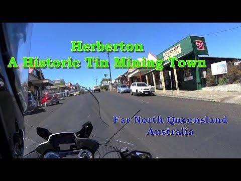 Herberton - Historic Tin Mining Town And Neighbour, Wondecla