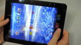 Обзор планшета Tesla Gravity от компании Rover.