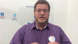 Video Gabriel Kazapi, candidato a vice de Angela Albino, fala sobre o setor de tecnologia de Florianópolis download MP3, 3GP, MP4, WEBM, AVI, FLV Oktober 2018