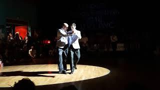 Vito Muñoz & Claudio Cardona ❤@ Limouzi Tango Festival 2018