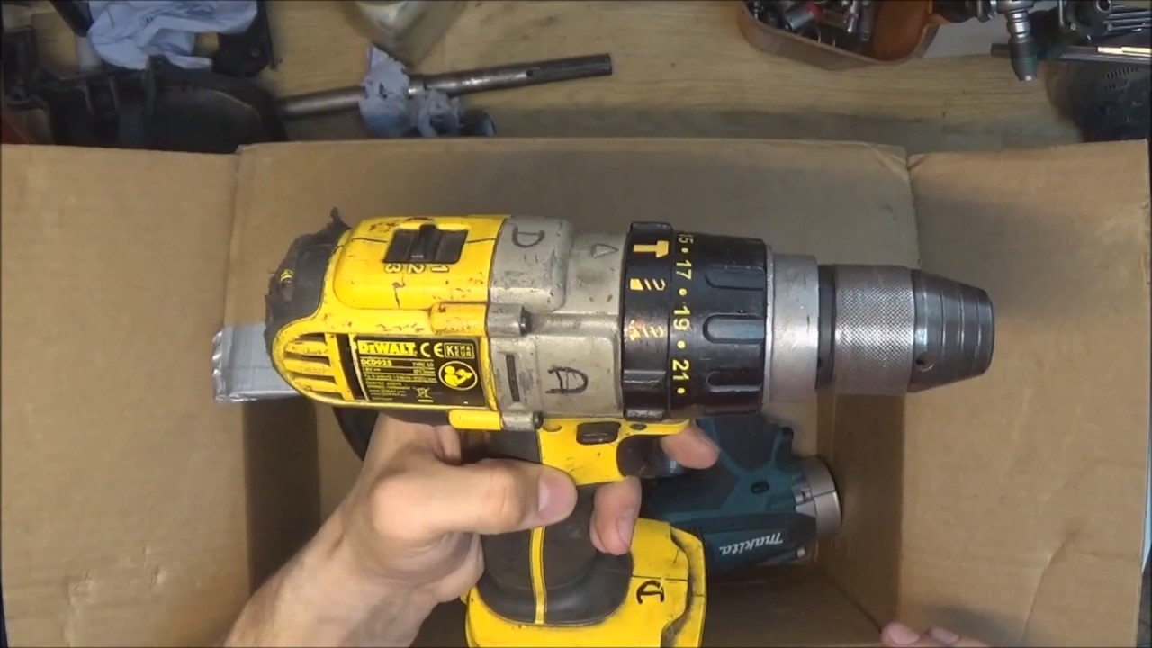 1 Video Purchasing Spare Or Repair Power Tools To Resell Then In