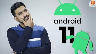 Android 11 new updates to know | Android 11 expected feature | Android R features