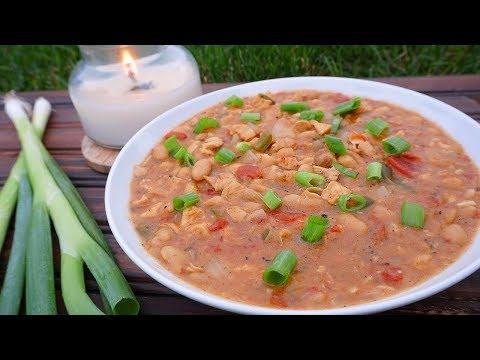 Healthy White Chicken Chili Recipe | Episode 124