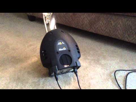 Martin MX-4 test video