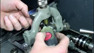 Steady Rest Trick on the Metal Lathe