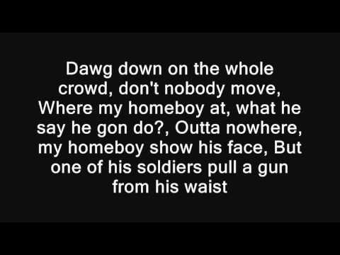 Young Buck - War Witcha Homeboy(With Lyrics/No DJ)
