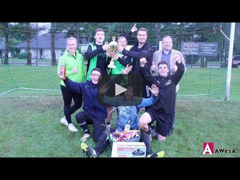 AWesA Elfmeter-Masters: Triumph der Kickers aus Emmerthal
