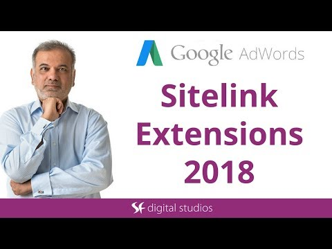 Google AdWords Sitelink Extensions   SF Digital Studios