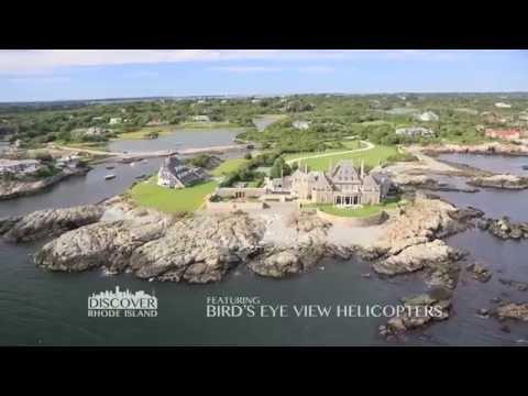 """Discover Rhode Island"" Episode 9: Newport, RI"