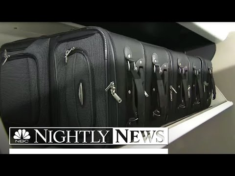 Boeing Answers Complaints and Goes Bigger With Overhead Bins   NBC Nightly News