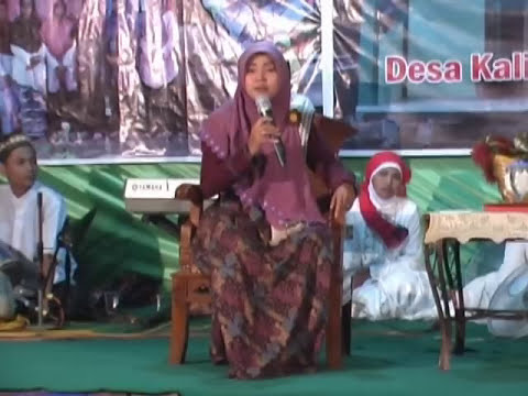 CERAMAH NGAPAK-Ustadzah Mumpuni