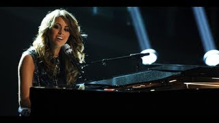 "Angie Miller ""Diamonds"" - Top 4 - American Idol 2013"