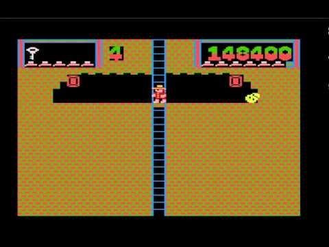 Montezuma's Revenge: levels 1-6