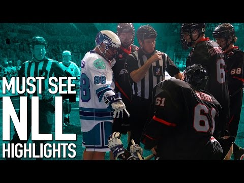 Knighthawks KO Stealth in OT | National Lacrosse League