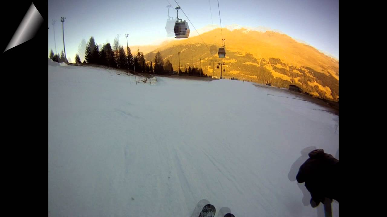 Gopro: santa caterina valfurva friends skiing