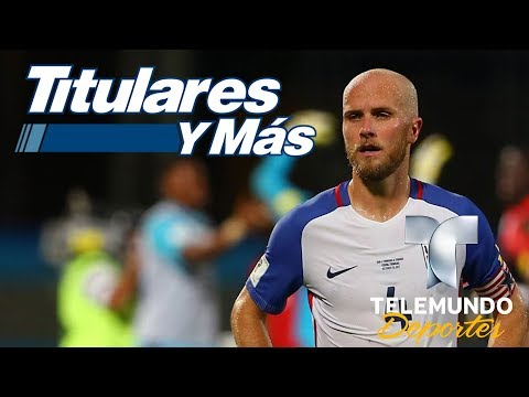 EEUU se queda sin Copa del Mundo de manera sorpresiva | Titulares y Más | Telemundo Deportes