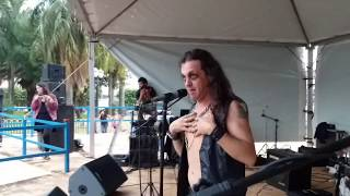 N.I.B. - Black Sabbath Cover - Monte Azul 21/07