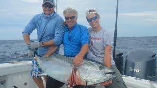 Targeting Bigeye Tuna At West Atlantis Canyon |  July 15th, 2018