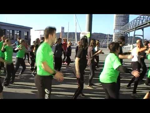 Herbalife World Record Workout 84 28 68 LORIENT 2