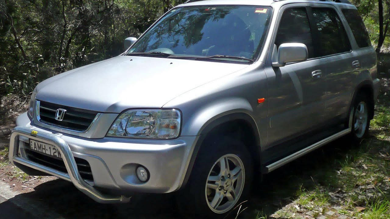 honda crv youtube