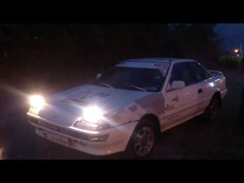Легенда японского дрифта Toyota Sprinter Trueno 1983