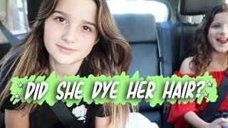 Did She Dye Her Hair (WK 394.3) | Bratayley