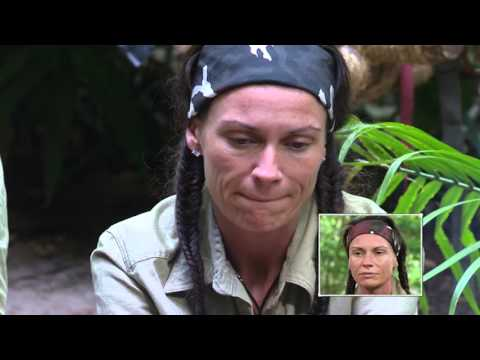 Lucy Tells Ant & Dec About The Contraband Drama | I'm A Celebrity... Get Me Out Of Here!