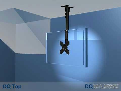 Wissmann Tv Meubel.Dq Top Rotate M Funktionen Dq Wall Support