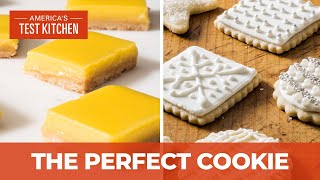 How to Make Beautiful, Easy Sugar Cookies and Our Best Lemon Bars