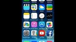 Tutorial Wie man Emoji-Symbole - Smileys aktiviert [iPhone/iPad/iPod touch] Deutsch/German