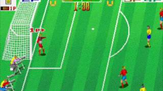 Football Champ - Taito Legends 2 (PC) 1990